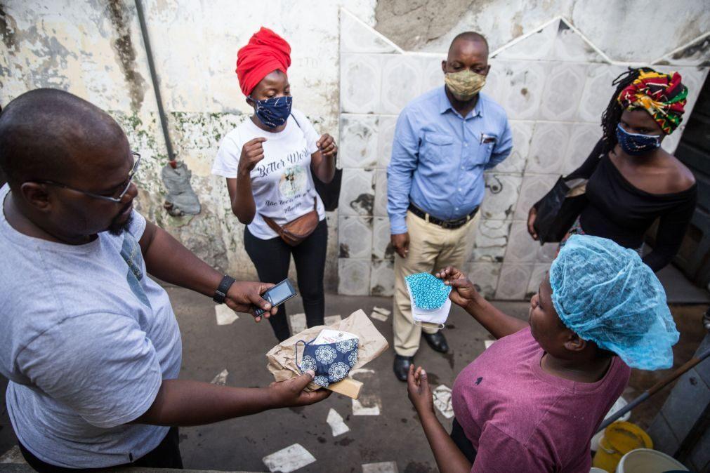 Covid-19: FMI defende proteção das camadas mais vulneráveis em Moçambique