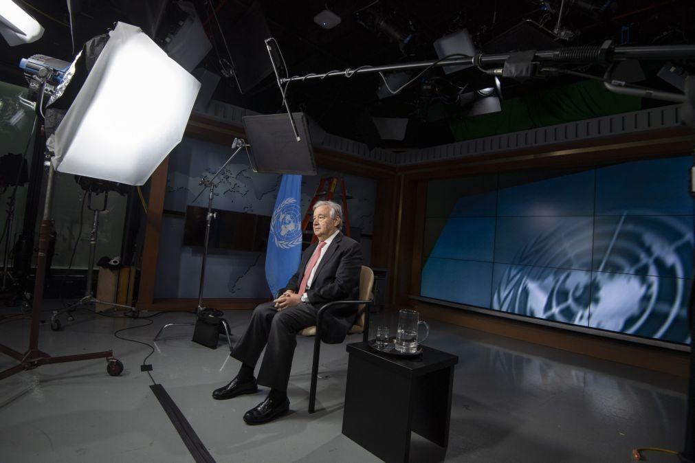 António Guterres homenageado no Museu do Côa por ter travado a construção da barragem