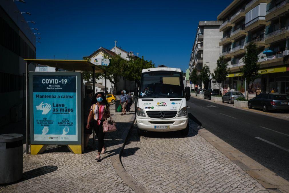 Covid-19: Governo decide hoje sobre fim do estado de calamidade em 19 freguesias da AMLisboa