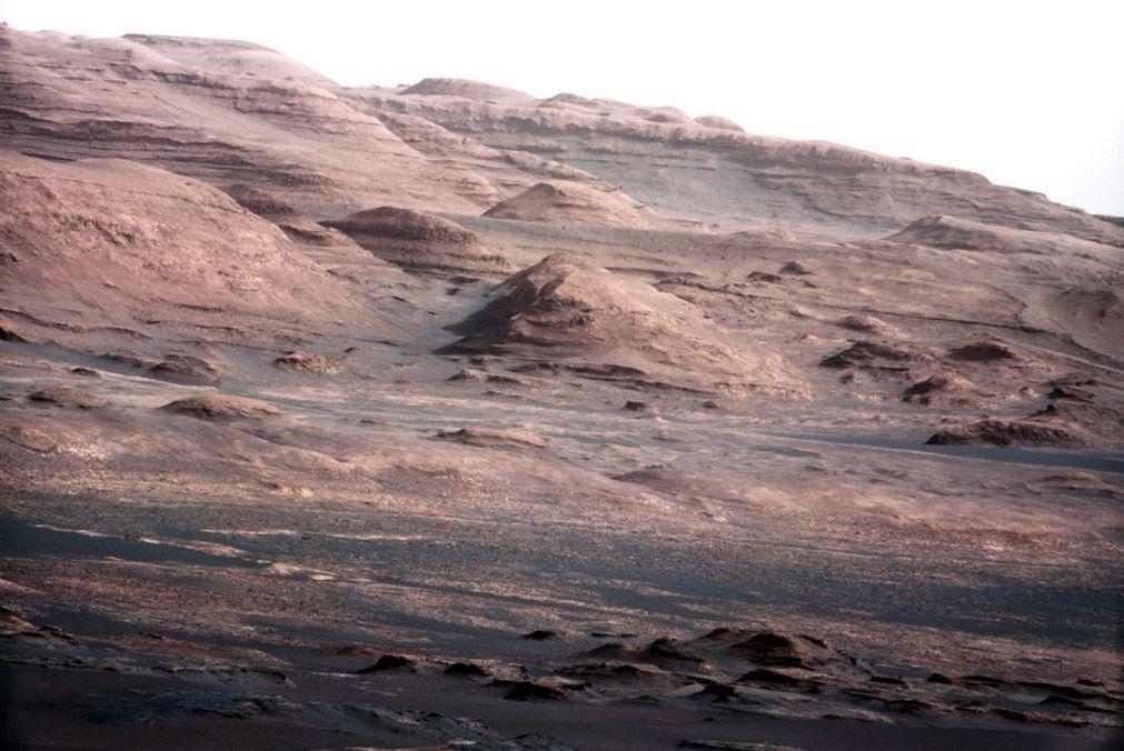 Robô lançado para Marte para recolher amostras que só chegam à Terra em 2031