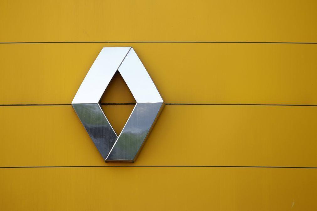 Renault regista perda recorde de 7,3 mil milhões de euros no primeiro semestre