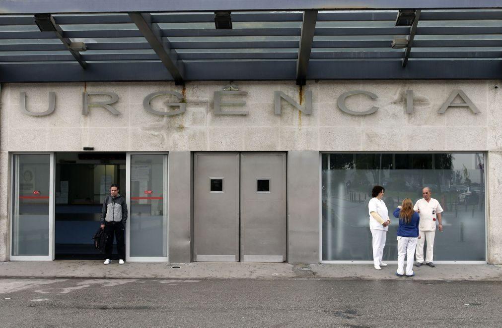Idas às urgências de psiquiatria caíram para metade no estado de emergência