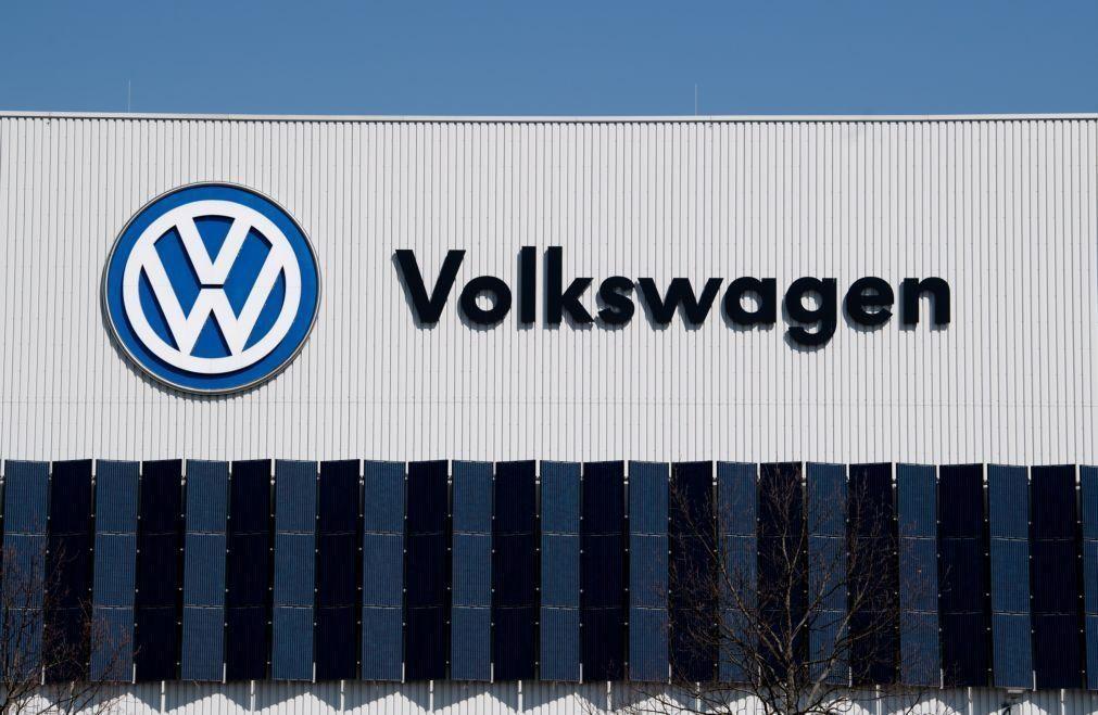 Grupo Volkswagen anuncia prejuízo líquido de 1.201 ME no 1.º semestre