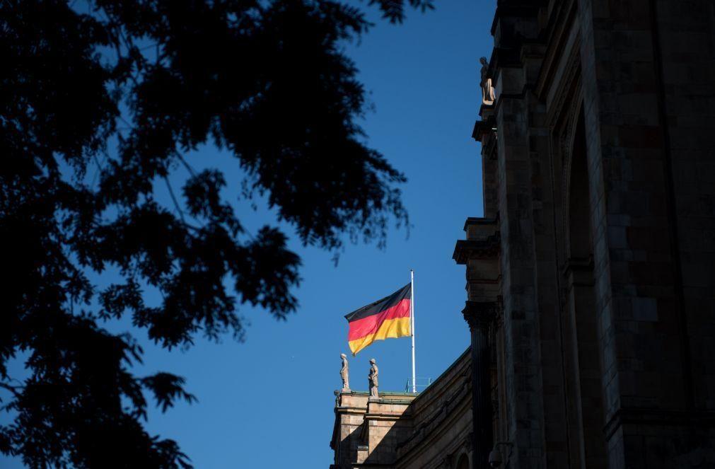 PIB da Alemanha contrai-se 10,1% no 2.º trimestre