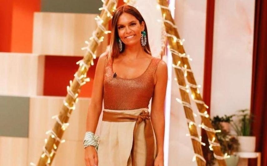Diana Chaves engana-se, deixa a SIC de lado e viaja até ao Brasil