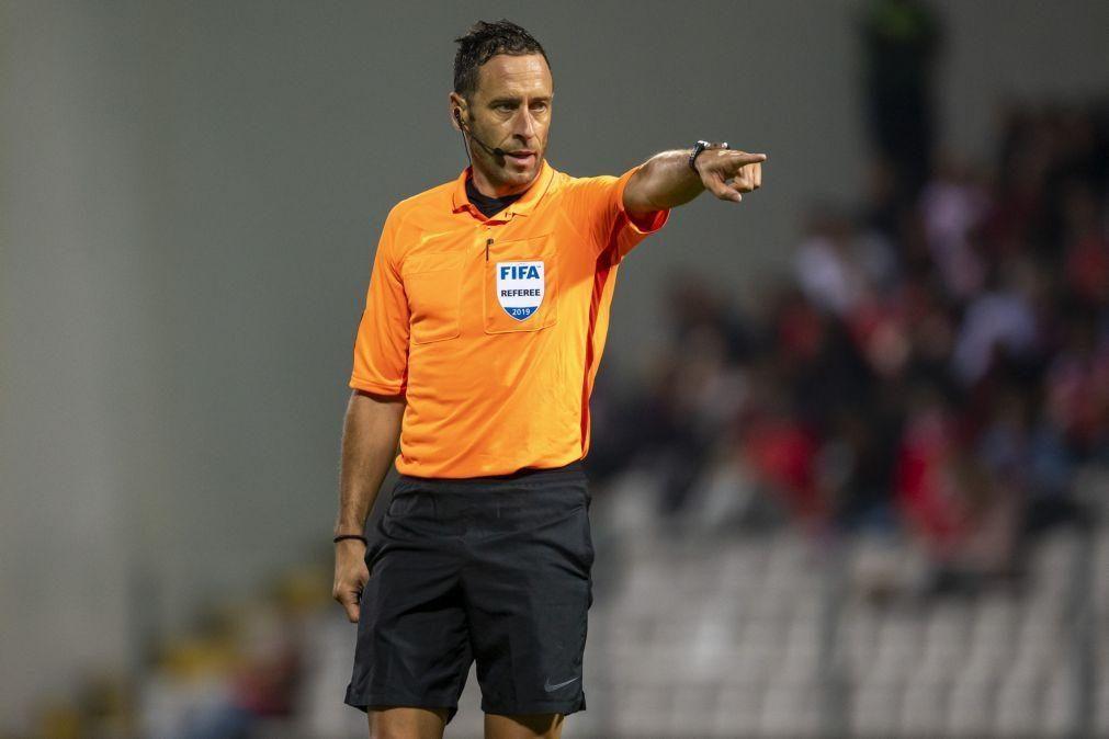 Artur Soares Dias é o árbitro da final da Taça de Portugal