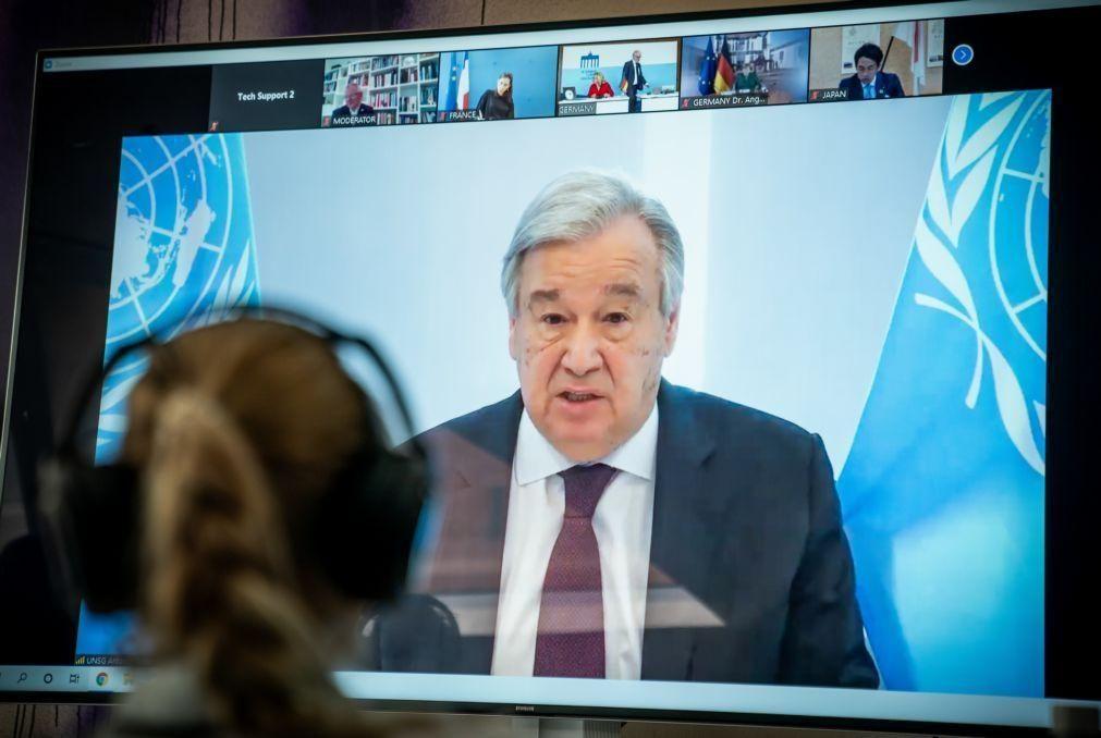 António Guterres aponta multiculturalidade como riqueza e não ameaça para o mundo