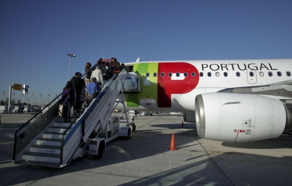 Há novas regras para quem viaja de avião em vigor a partir da meia-noite de sábado