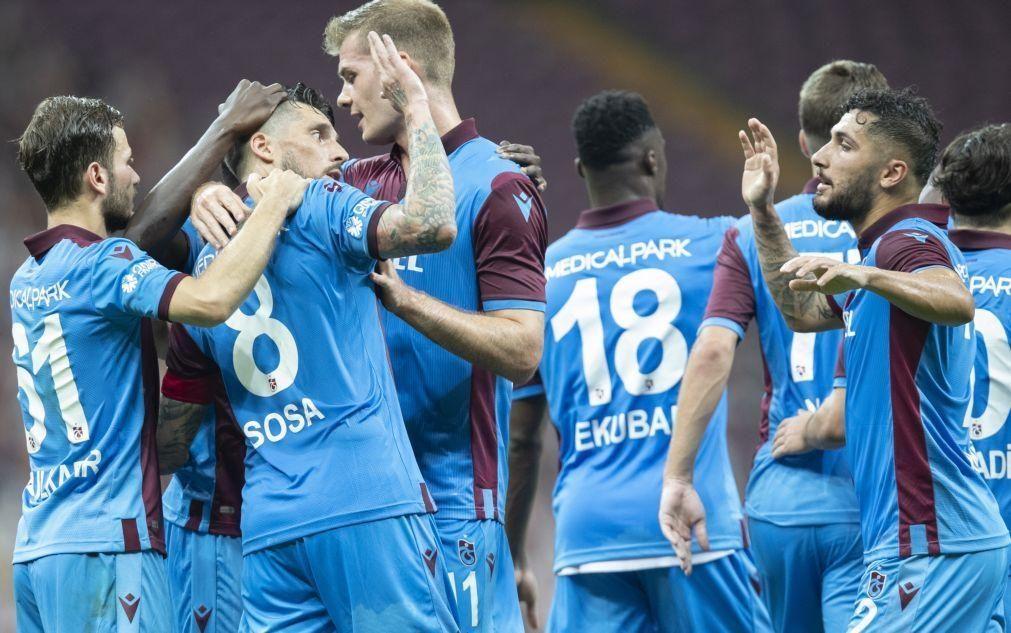 TAS confirma turcos do Trabzonspor fora da UEFA por incumprimento financeiro