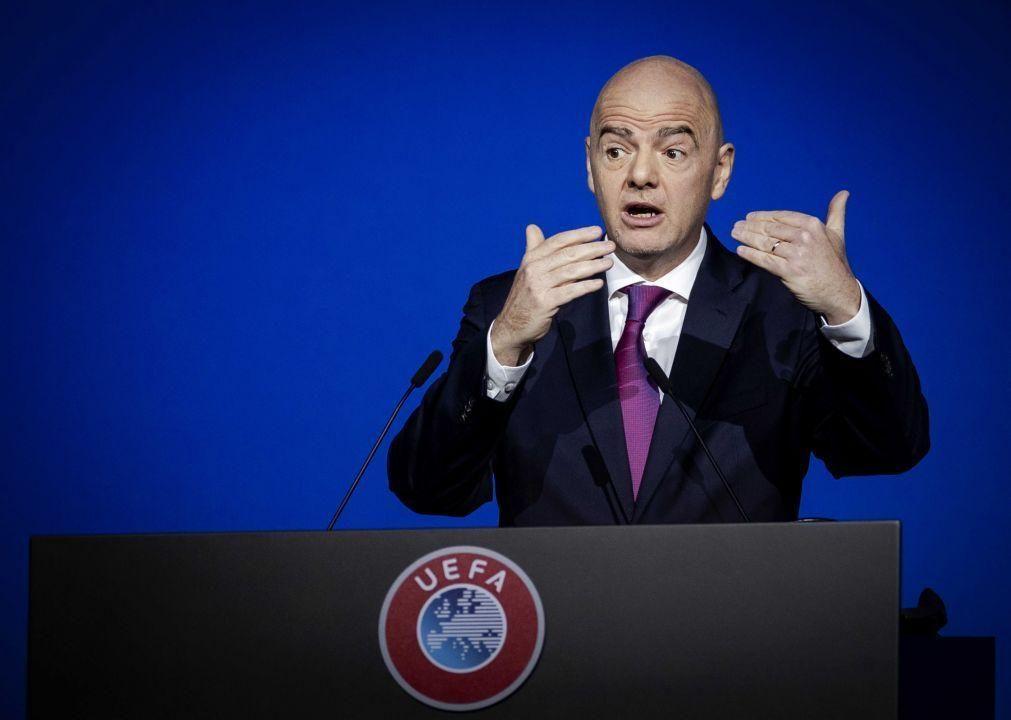 Presidente da FIFA disponível para colaborar em investigação da justiça suíça