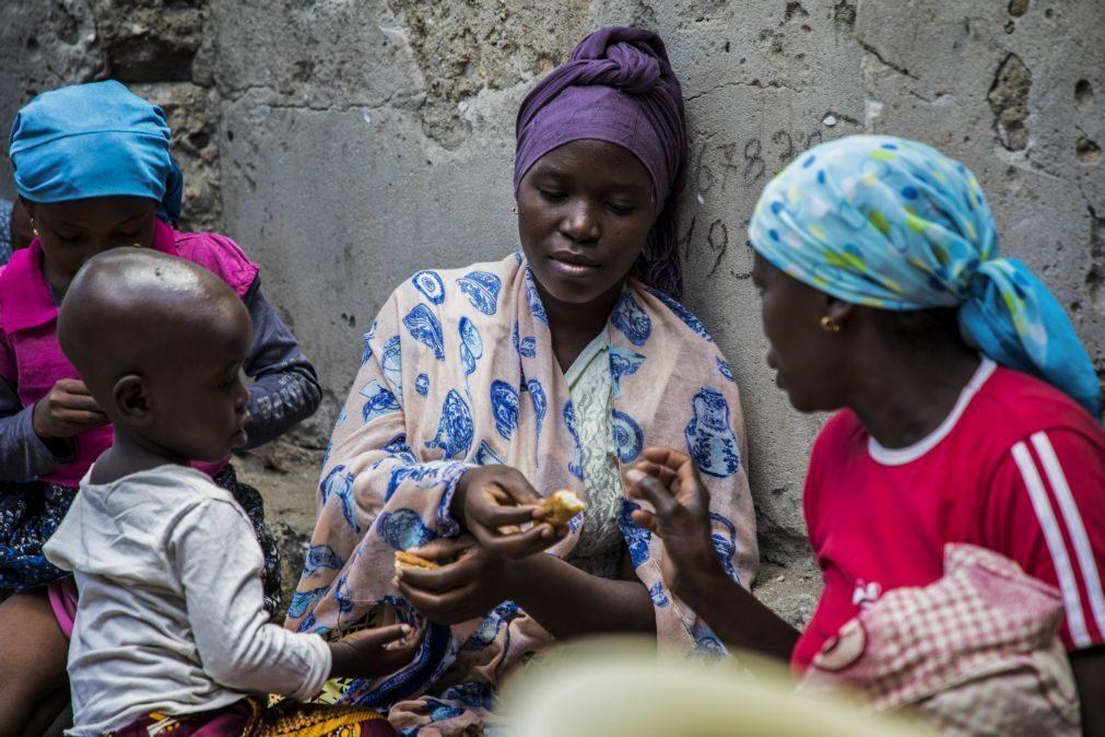 Covid-19: SADC estima que 8,4 milhões de crianças sofrerão de desnutrição aguda este ano