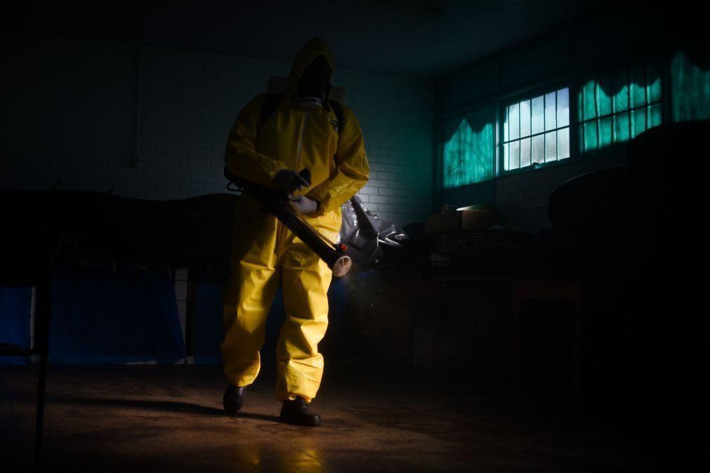 Covid-19: Brasil soma mais de 57 mil infeções e 1.129 mortes em 24 horas
