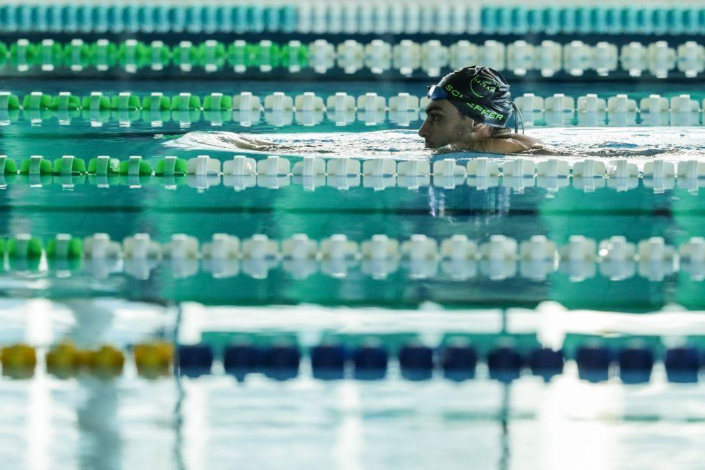 COB planeava vir em 2021, mas pandemia trouxe os atletas olímpicos mais cedo para Rio Maior