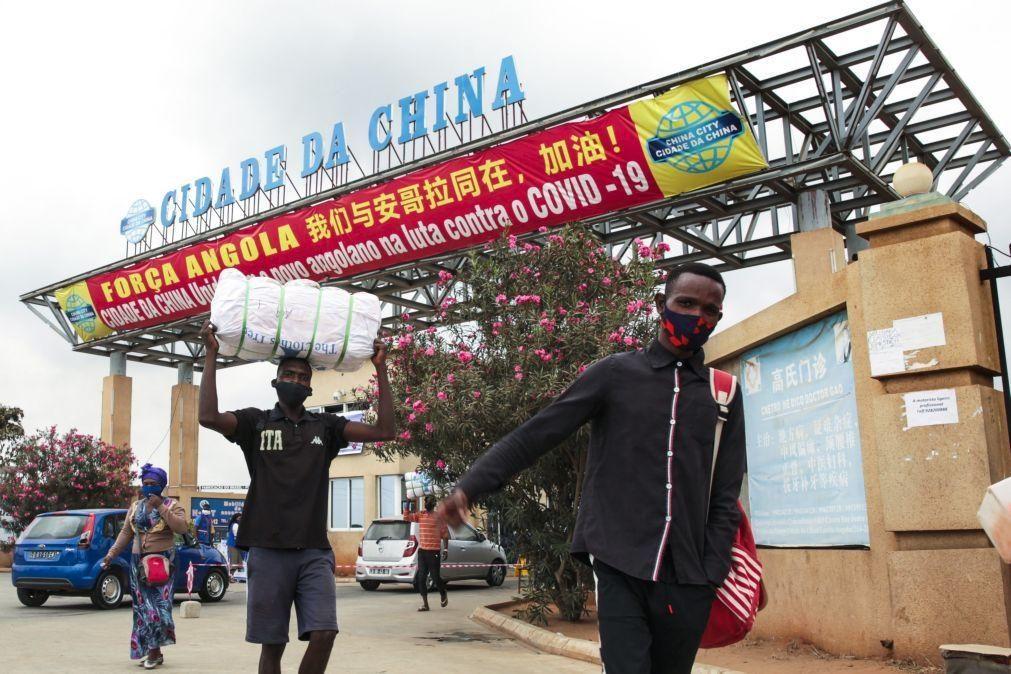 Covid-19: Cidade da China já investiu 200 milhões de dólares em Angola e reorganiza espaço comercial