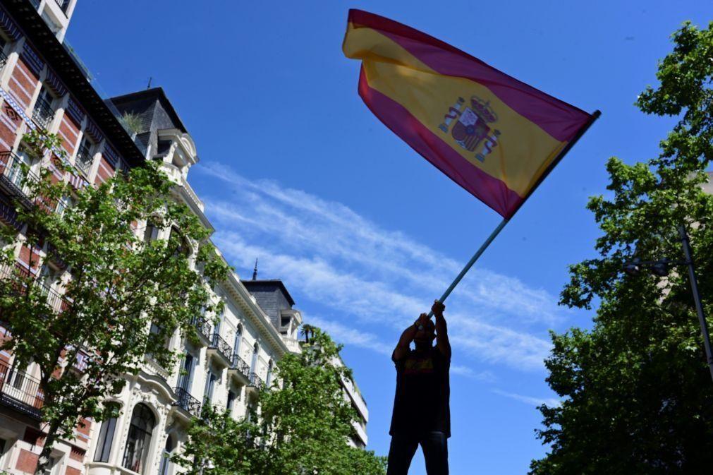 PIB espanhol cai 18,5% no segundo trimestre, a maior queda de sempre