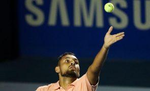 Covid-19: Tenista Nick Kyrgios rejeita participar no US Open