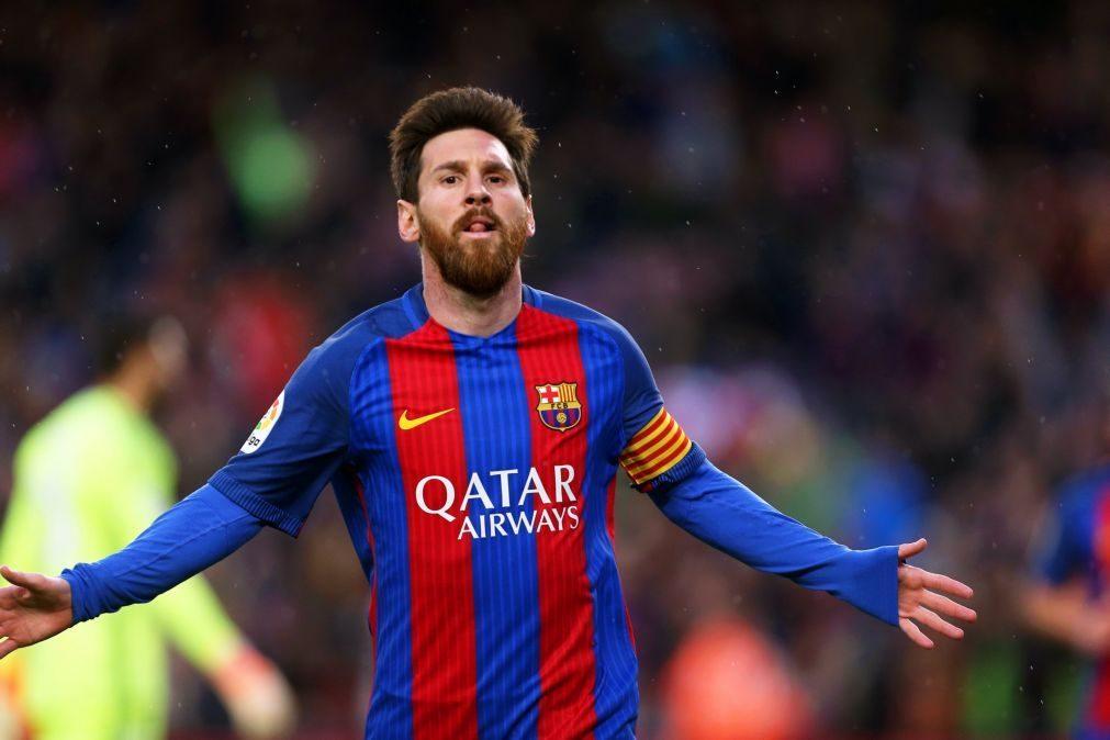 Messi condenado a 21 meses de prisão pelo Supremo Tribunal Espanhol