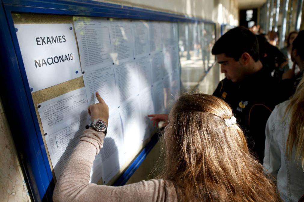 Exames e provas nacionais deixam de ser feitos em papel até 2025