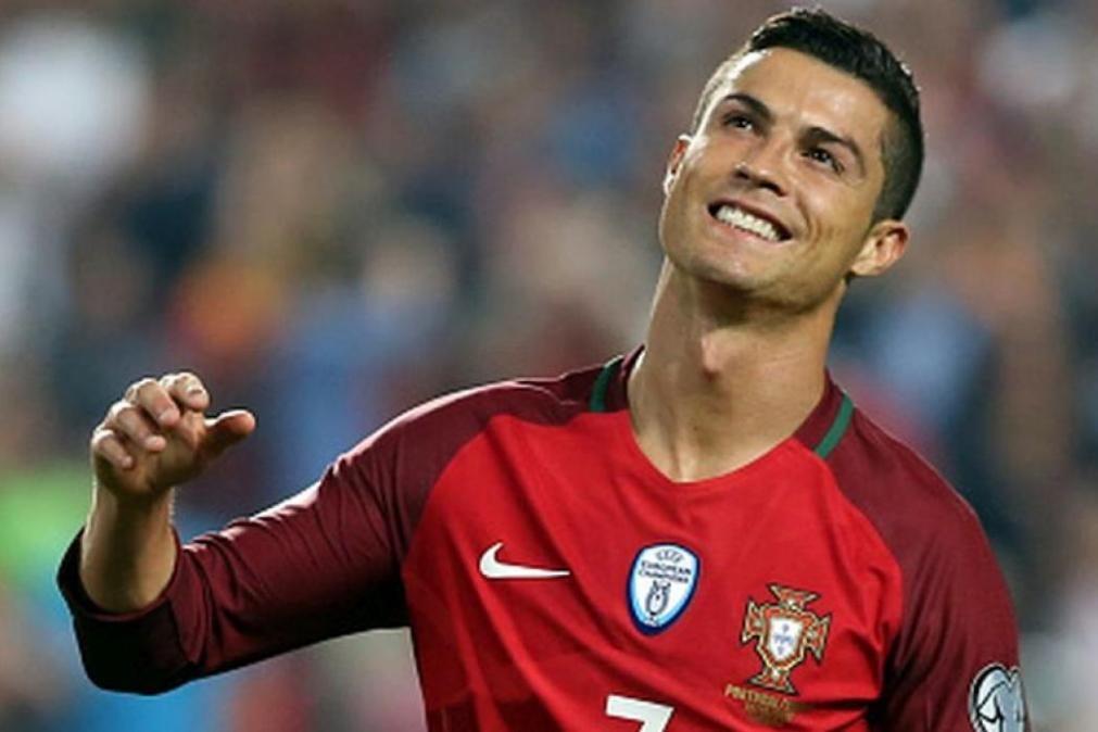 Cristiano Ronaldo infetado com covid-19. Restantes jogadores e staff com testes negativos.