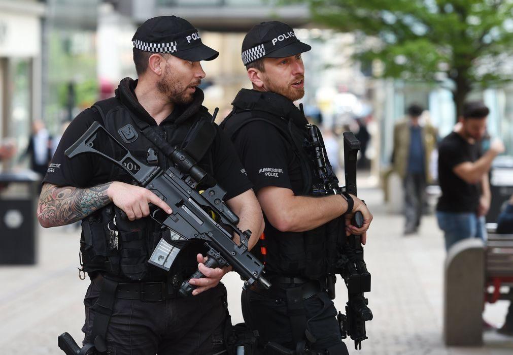 Polícia faz a quinta detenção no âmbito da investigação do ataque em Manchester
