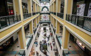 Centros comerciais da Grande Lisboa com quebras de 40%