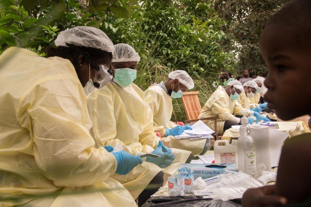 Ébola: OMS alerta para
