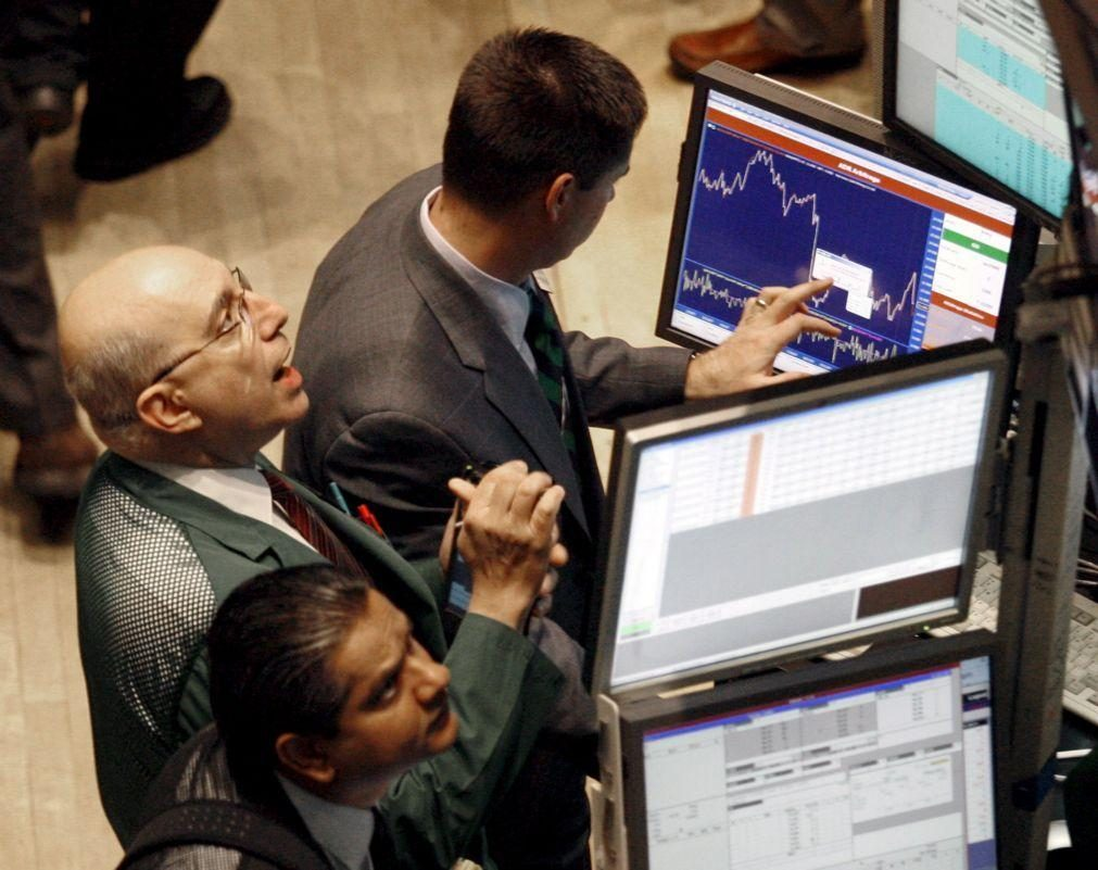 PSI20 fecha em queda pelo segundo dia consecutivo e perde 0,84%