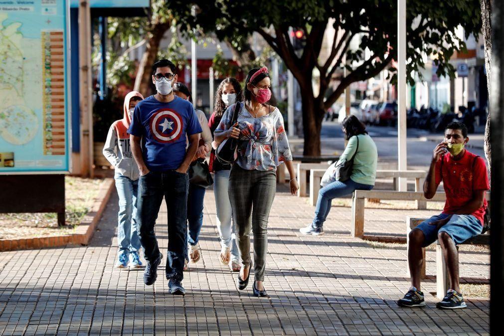 Economia do Brasil recua quase 11% no segundo trimestre do ano