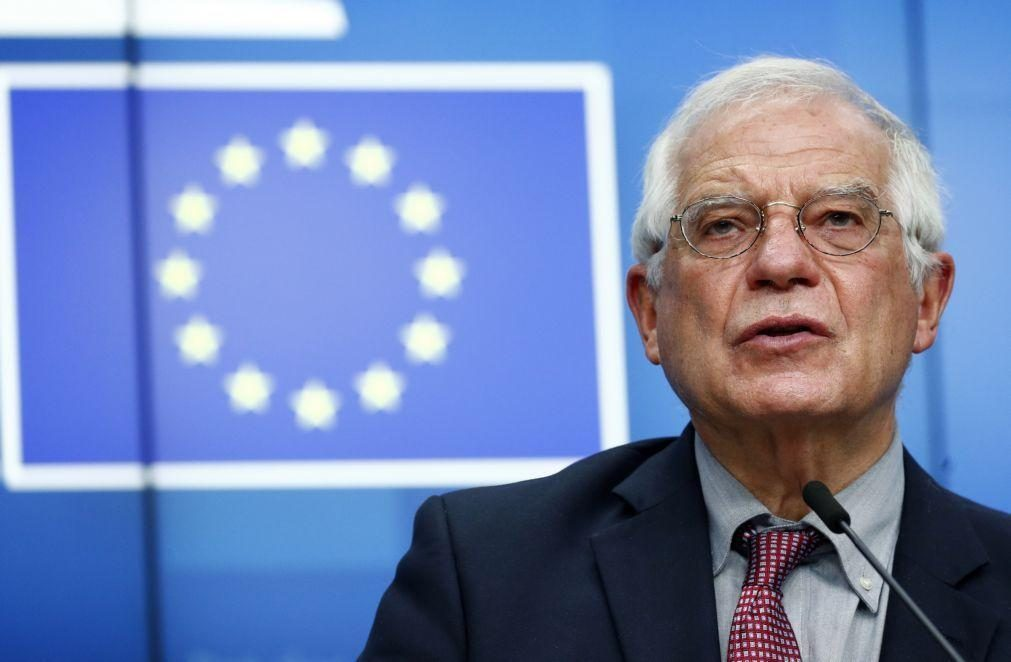 Bielorrússia/Eleições: Chefes de diplomacia da UE dão 'luz verde' a sanções