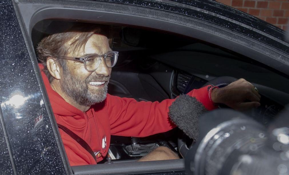 Jurgen Klopp eleito melhor treinador da liga inglesa