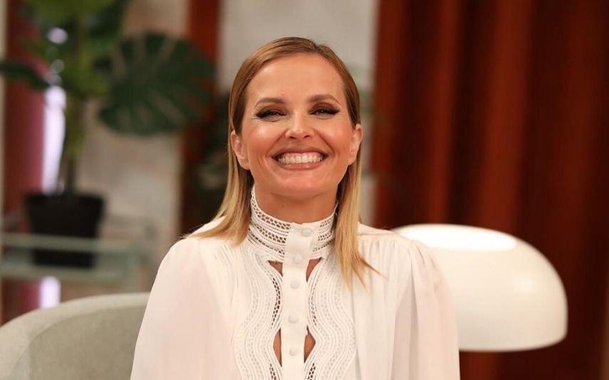 Cristina Ferreira sem maquilhagem, compara-se a Jennifer Lopez e acaba arrasada