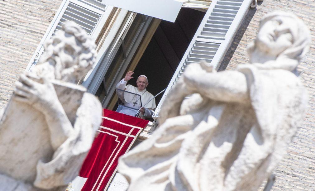 Papa pediu hoje pelas vítimas de violência na Nigéria e por entendimento para gerir rio Nilo