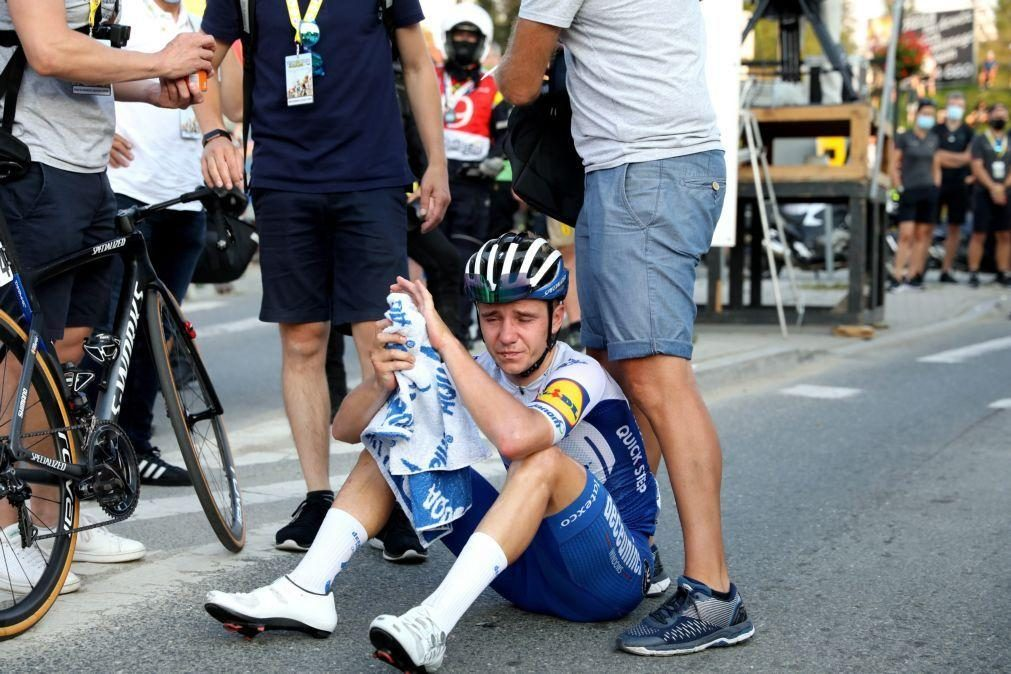 Ciclista Remco Evenepoel