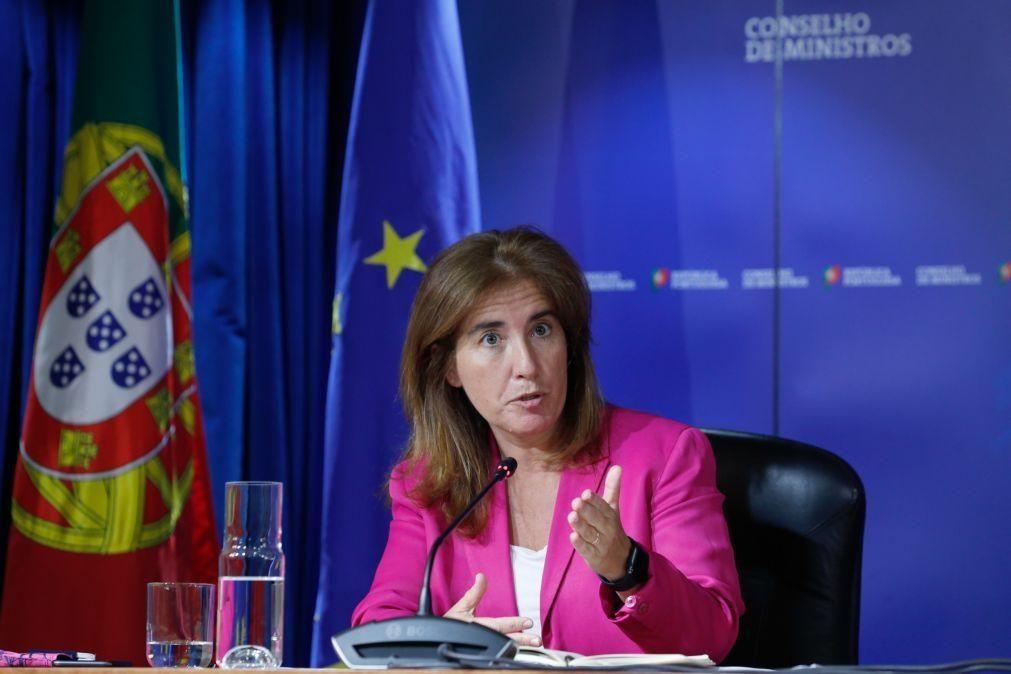 Covid-19: PSD chama ministras da Segurança Social e da Saúde ao Parlamento