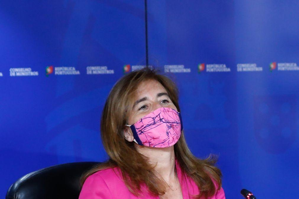 CDS-PP e Chega pedem demissão da ministra do Trabalho e Segurança Social