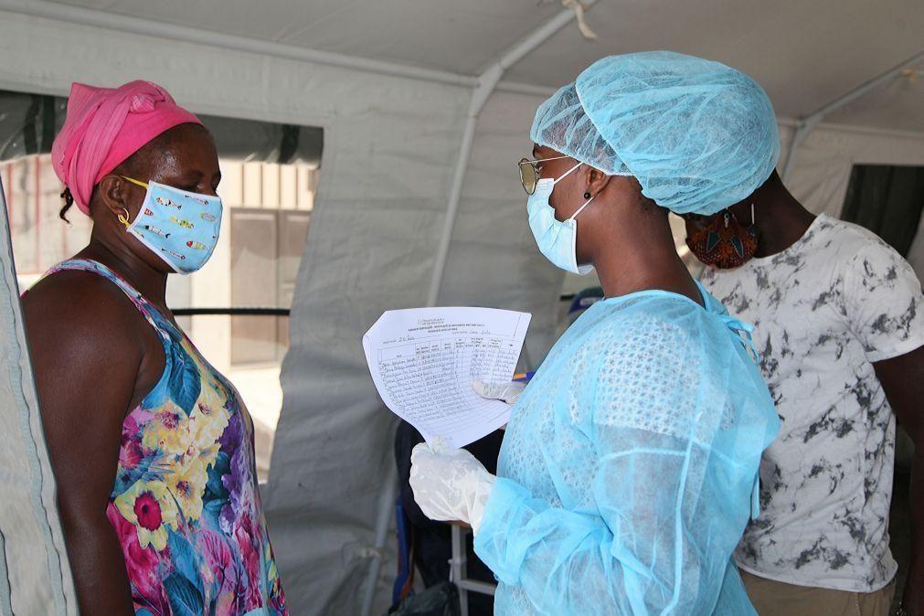 Covid-19: Mais 27 infetados e um óbito nas últimas 24 horas em Cabo Verde