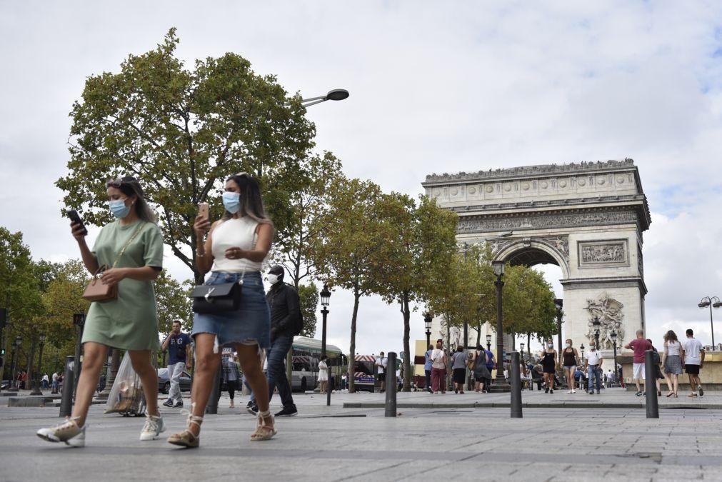 Covid-19: França regista 3.310 infeções nas últimas 24 horas
