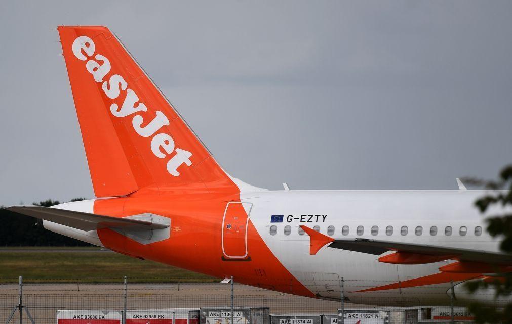 Avião da Easyjet esteve a 1,3 segundos de ter acidente em Lisboa