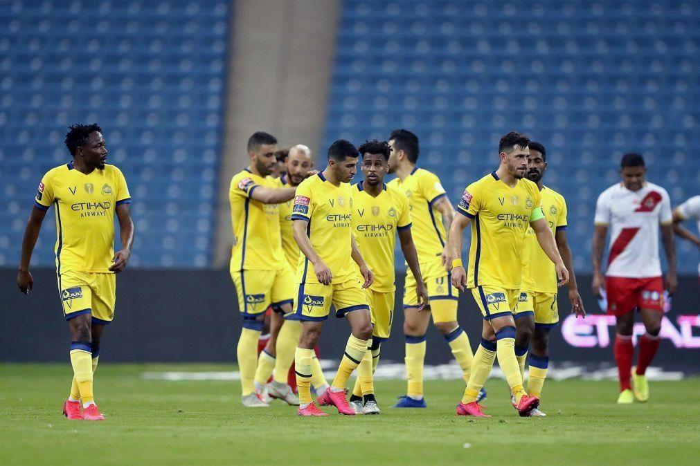 Al Nassr, de Rui Vitória, vence na liga da Arábia Saudia