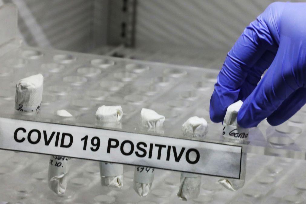 Covid-19: Colômbia regista 318 mortos e 11.578 casos no sábado