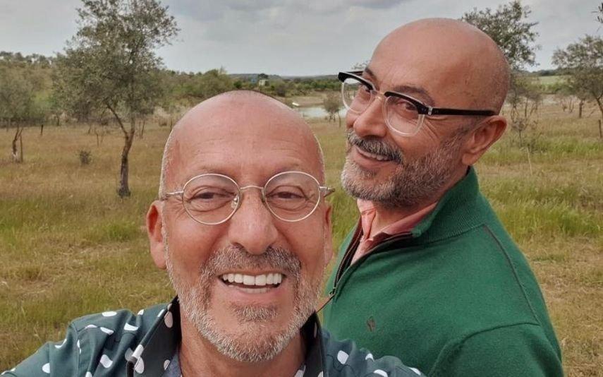 Manuel Luís Goucha volta a provocar o marido após pescaria falhada [Vídeo]