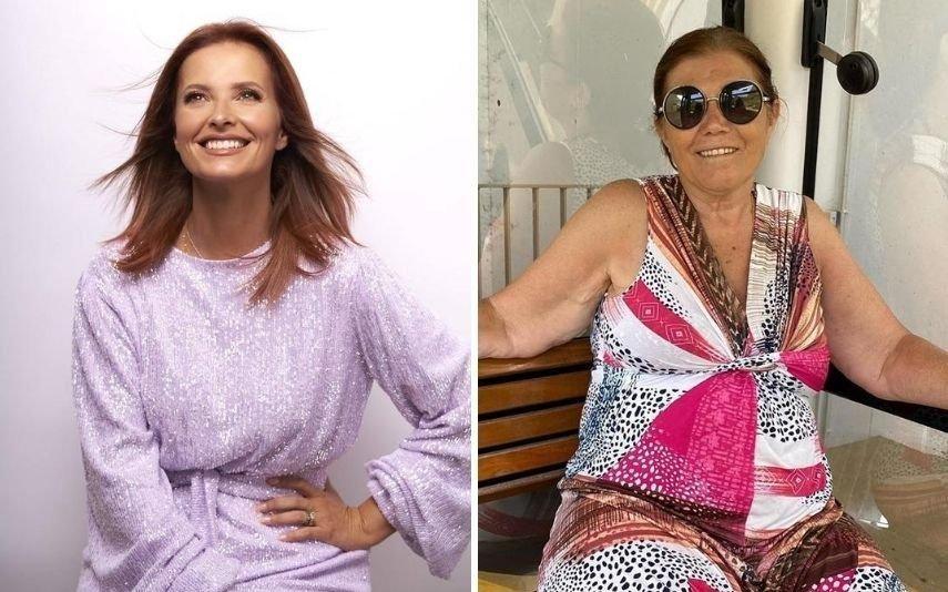 Dolores Aveiro diverte-se em jantar com as amigas e Cristina Ferreira faz comentário caricato