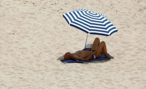 Seis distritos do continente e Madeira em risco muito elevado de exposição aos UV