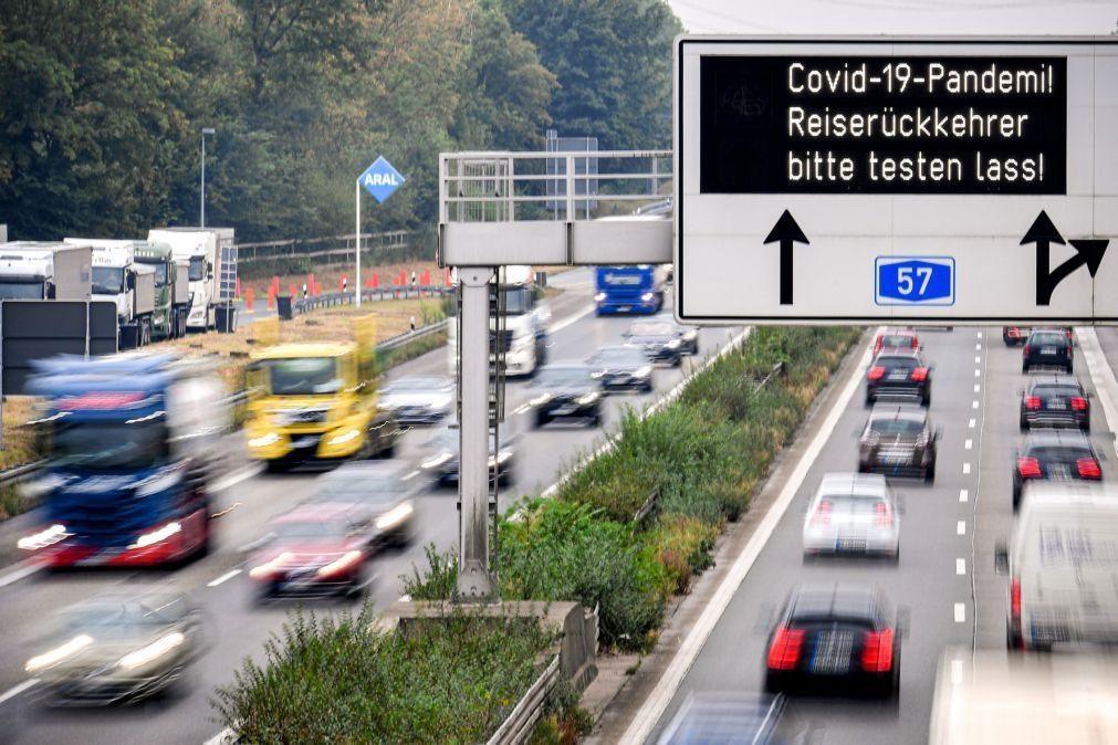 Covid-19: Alemanha regista 561 novos casos e afasta novo relaxamento de medidas de contenção
