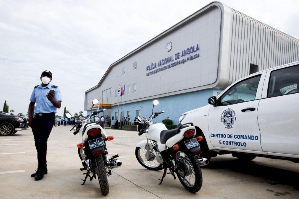 Polícia angolanadeteve e repatriou 34 pescadoresdaRDCongo por pesca ilegal