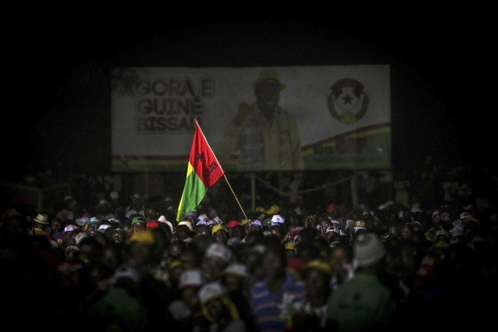 PAIGC denuncia detenção arbitrária de outro dirigente do partido na Guiné-Bissau