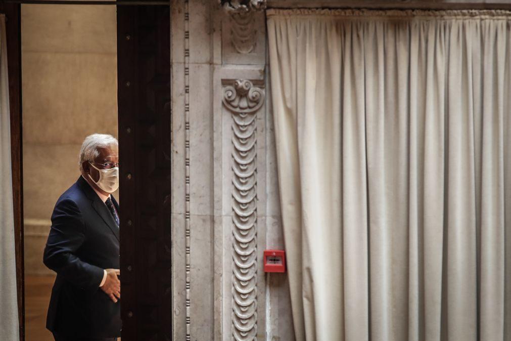 Vitor Escária nomeado chefe de gabinete do primeiro-ministro
