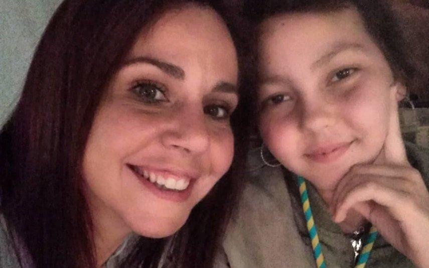 Irmã de Sara Norte morre de leucemia. Beatriz tinha 14 anos