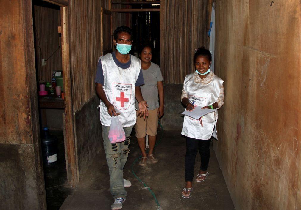 Covid-19: Cruz Vermelha de Timor-Leste reforça prevenção nas zonas fronteiriças