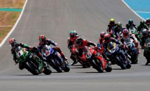 Estoril acolhe etapa final do Mundial de Superbikes substituindo Misano